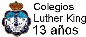 CIB idiomas con Colegios Luther King 13 años