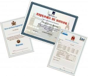 Verano en Inglaterra - Diplomas y notas CIB