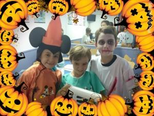 Halloween en Academia CIB