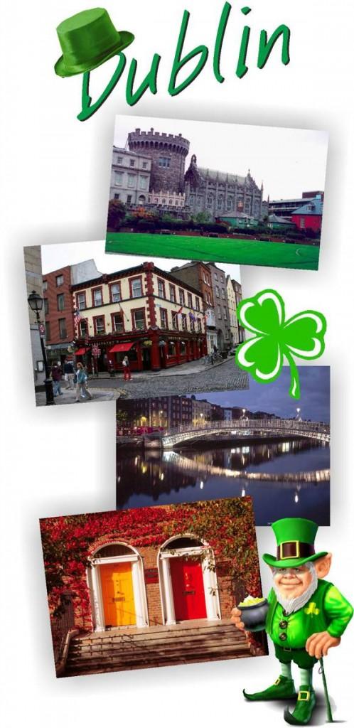 Idiomas en el extranjero - Curso CIB en Dublín