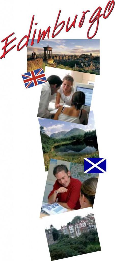 Idiomas en el extranjero - Curso CIB en Edimburgo