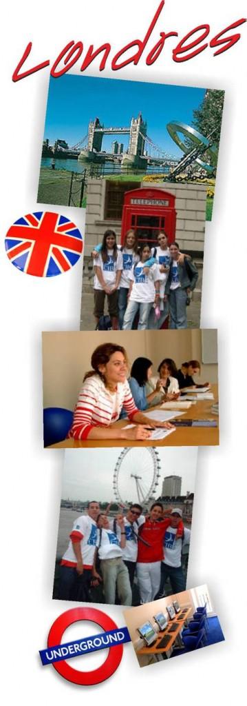 Idiomas en el extranjero - Curso CIB en Londres