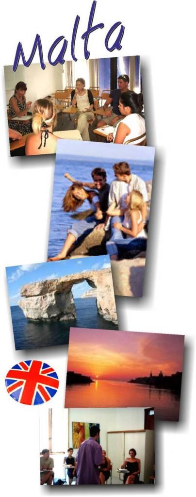 Idiomas en el extranjero - Curso CIB en Malta