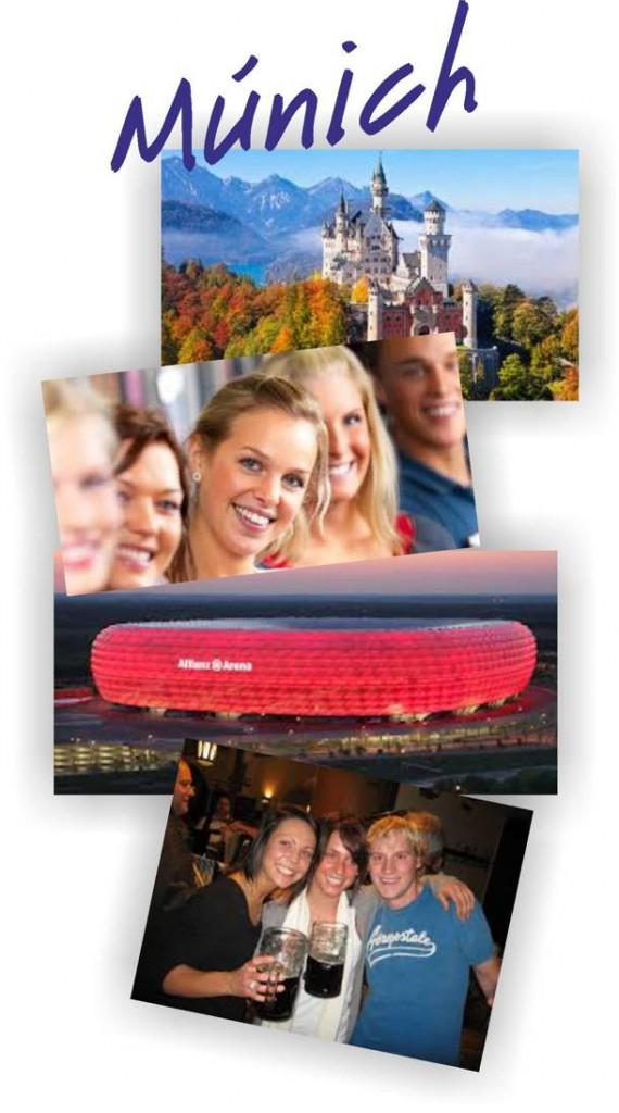 Idiomas en el extranjero - Curso CIB en Múnich