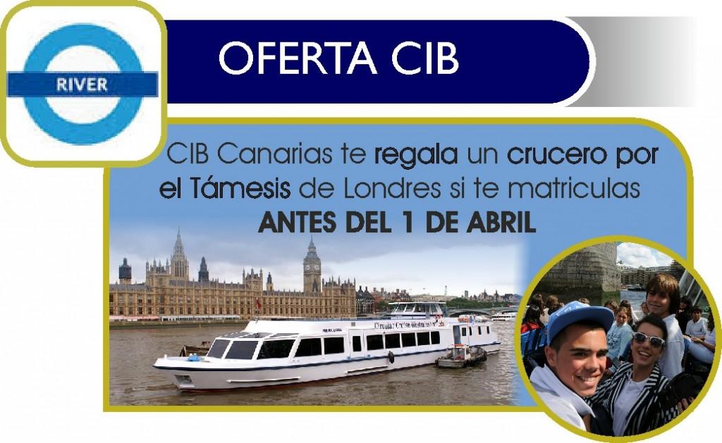 Verano en Inglaterra CIB - Oferta CIB Crucero