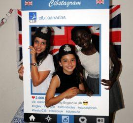 Verano en Inglaterra CIB