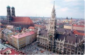 Cursos de idiomas en el extranjero - Munich con CIB